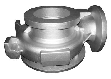 Vacuum Ball Valve Body Casting Pipeline For Special - Purpose Categories CT8